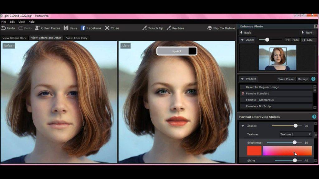 Portrait Pro Studio Max Crack 21.4.2 + Full Torrent Free Download {2022}
